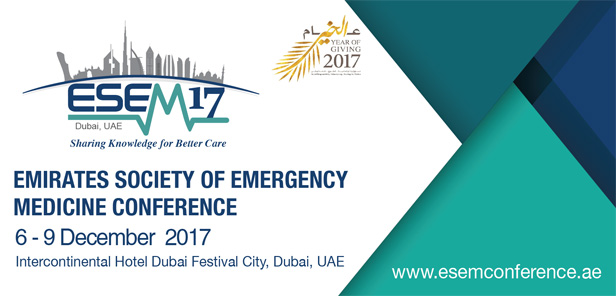 Emirates Society of Emergency Medicine Conference 2017