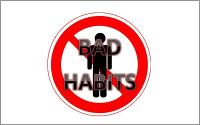 bad habbits