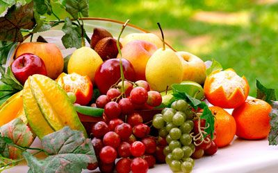 importance of fruits
