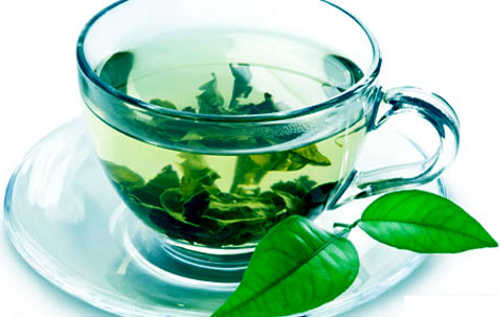 green tea for burning fat