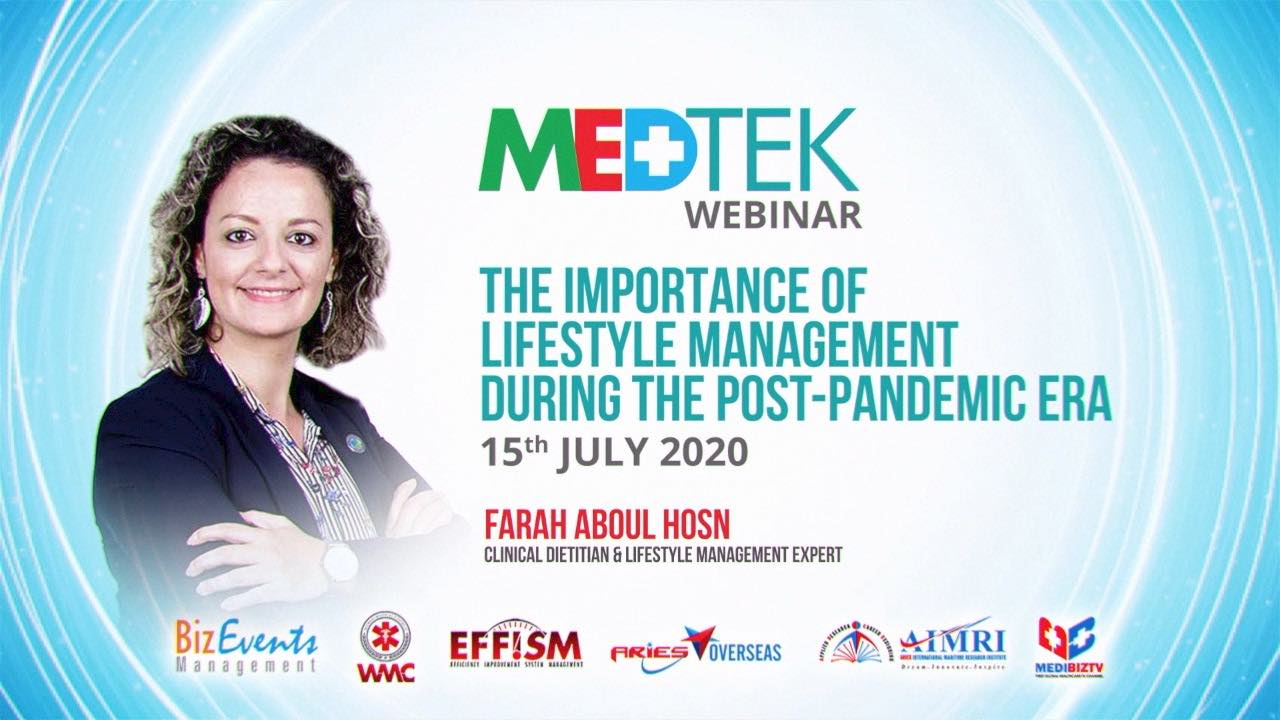 MEDTEK Webinar_Farah Aboul Hosn_Part-1