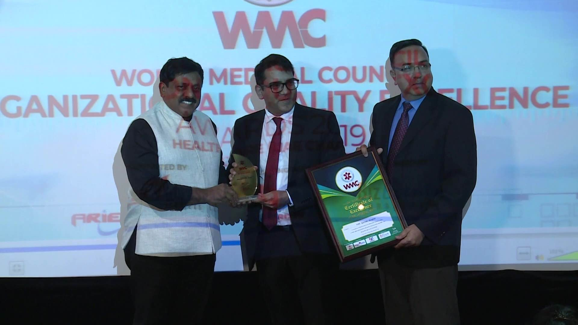 WMC Organizational Quality Excellence Awards 2019_Part-04