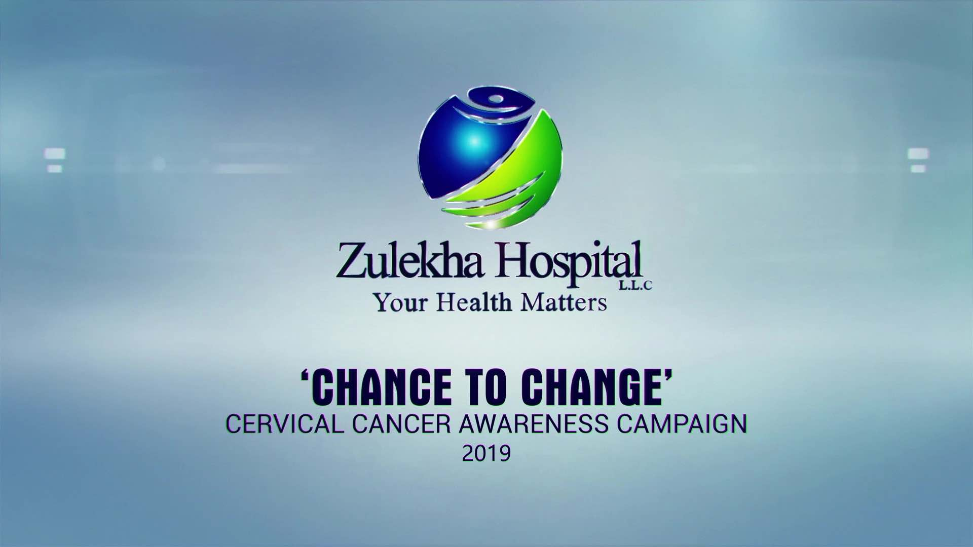 Chance To Change_Cervical Cancer Awareness Campaign 2019_Zulekha Hospital