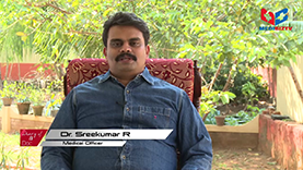 Diary of a Doctor Chat with Dr. Sreekumar R
